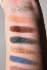 Swatch Wizardry and Witchcraft (palette Harry Potter) en extérieur