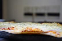 Ma pizza à pate fine